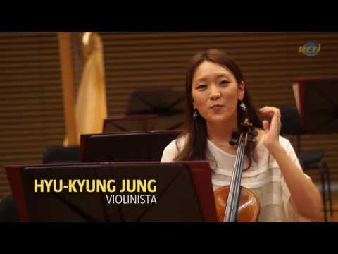 Vídeo Ensaio de orquestra