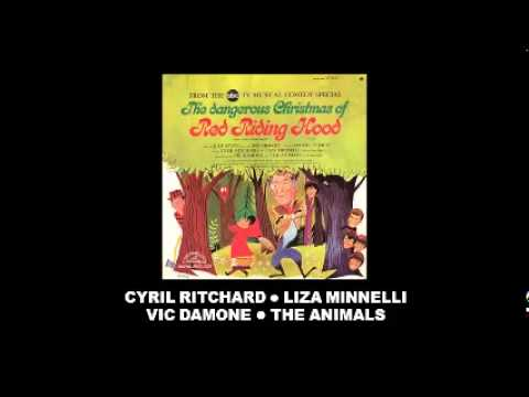 The Dangerous Christmas of Little Red Riding Hood Liza Minnelli Vic Damone Cyril Ritchard The Animal