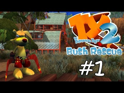 ITS FINALLY HERE! On Steam Early Access! (Ty The Tasmanian Tiger 2 HD PC - #1)