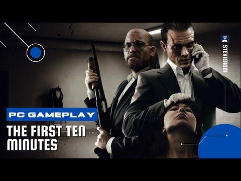 Kane & Lynch: Dead Men / PC / Gaming Memories / Gameplay Playthrough /1080p 60fps  