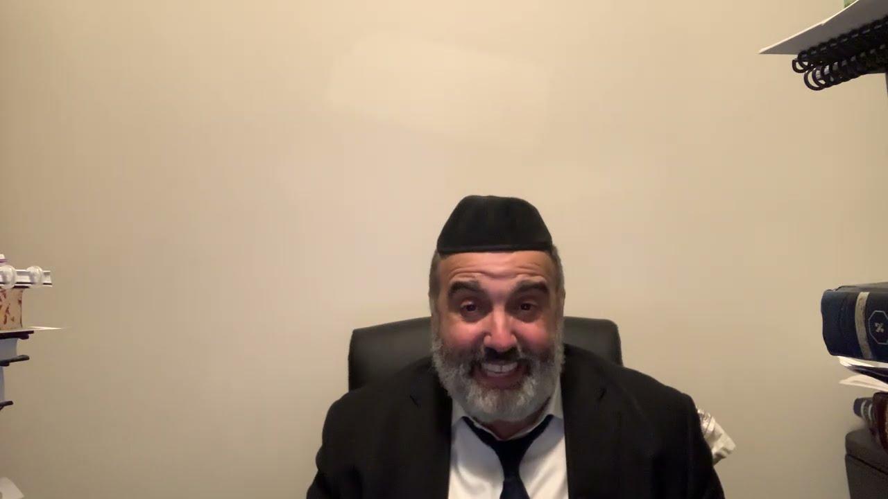 "Rabbi Duvi Bensoussan ""From Mt Meron to Mt Sinai - From Tradegy & Silence to Unity"""