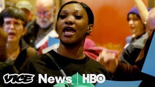 Keystone Market & Paid Sick Leave  VICE News Tonight Full Episode (HBO)