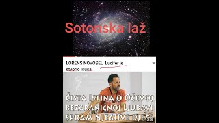 Лоренс Новосел и његова Сатанска наука