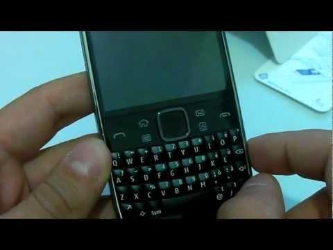 Nokia E6 video recensione Ita by HDblog