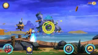 Najszybsza walka w Angry Birds Transformers