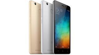 Xiaomi Redmi 3s Plus launched...