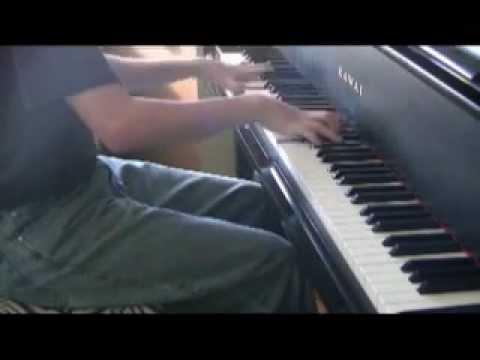 """Star Wars """"Duel of the Fates"""" on piano"""