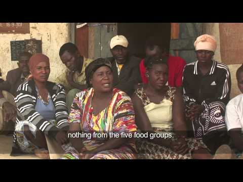 Tanzania Nutrition : Irish Aid