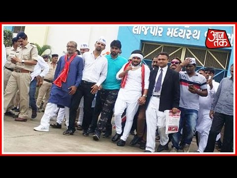 Hardik Patel, Patidar Quota Stir Leader, Released From Jail