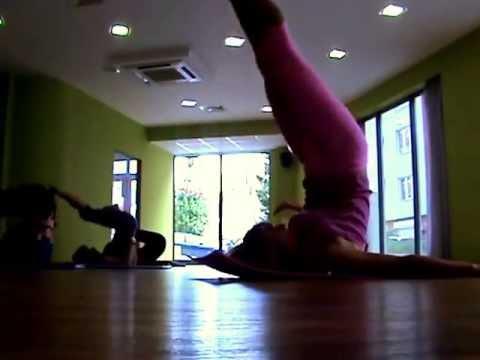 Видео Йога за отслабване
