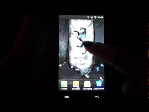 DescriptionHouse Stark Wallpaper Android