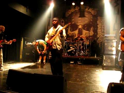 Infectious Grooves - Immigrant Song - Bruxelles