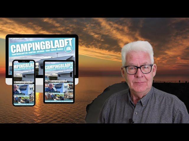 123 siders gratis campingblad til dig og din familie (Reklame)