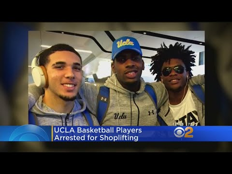 UCLA Basketball Coach Benches 3 Players Arrested For Shoplifting in China