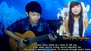 (John Legend) All of Me - Nathan Fingerstyle Ft. Rose Putrii Ayudya [Cover]