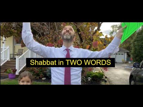 Rabbi E Loves Shabbos