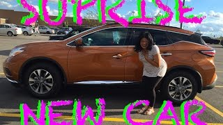 Surprising Pregnant Wife with New Car Prank!