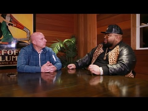 Jazze Pha On How Being Turned Down As An Artist Lead Him Into Producing.