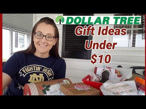 Dollar Tree Gift Baskets ~under $10 ☆DIY☆ Gift Ideas