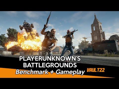 PUBG BENCHMARK | G4560 + R9 380 4GB (Playerunknown's Battlegrounds)