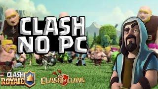 Como jogar Clash of Clans no PC [Free]