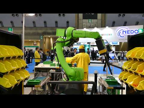 FANUC 協働ロボット #WRS2018