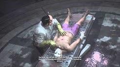 Batman -Arkham Knight Position der verstümmelten Leichen (The Perfect crime)