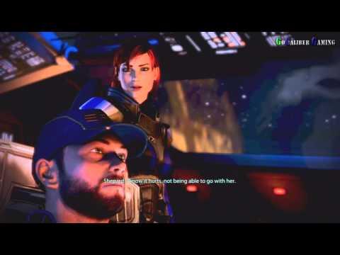 Mass Effect 3 - Part 83 Walkthrough - Cronos Station: Assault the Illusive Man's Base