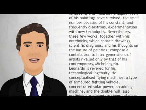 Leonardo Da Vinci - Wiki Videos