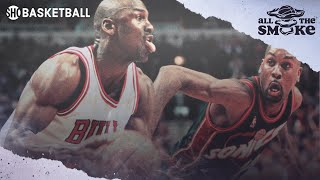 Gary Payton's Toughest Career Battles Including MJ and Bulls | ALL THE SMOKE