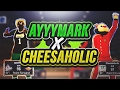 ayyyMark x Cheeseaholic   Ultimate Dribble Gods   CRAZY Ankle Breakers NBA 2k17