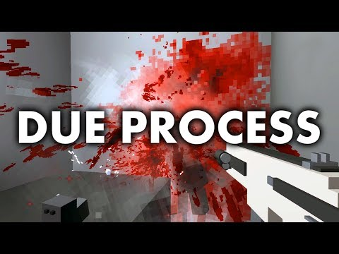 Due Process: Alpha Trailer