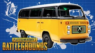 PUBG Bus In Real Life (Xbox) | West Coast Customs