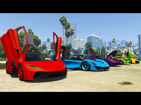 STEALING EXPENSIVE CARS & PLAYING VEHICLE MISSIONS! | GTA 5 Online