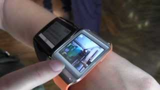 Qualcomm Toq vs.Samsung Galaxy Gear: Smartwatch Duel in Berlin