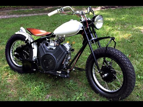 Industrial V-twin Bikes !