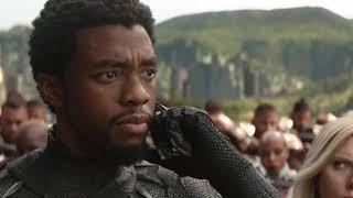Avengers Infinity War 2018 Wakanda battle HD