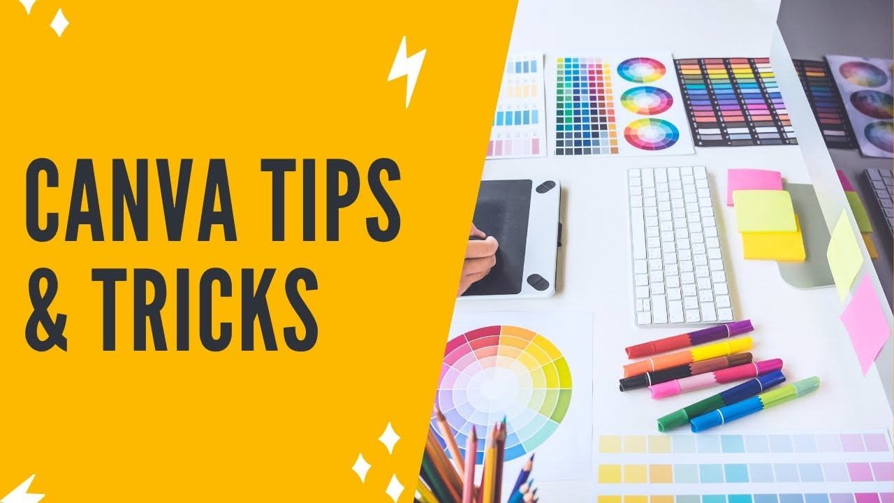 CANVA TUTORIAL: 8 Canva Tips & Tricks You May Not Know About (Canva Tutorial For Beginners)