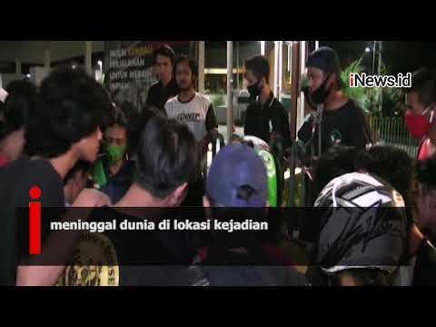 Pengendara Mobil Mabuk Tabrak Ojol hingga Tewas di Grogol Jakbar
