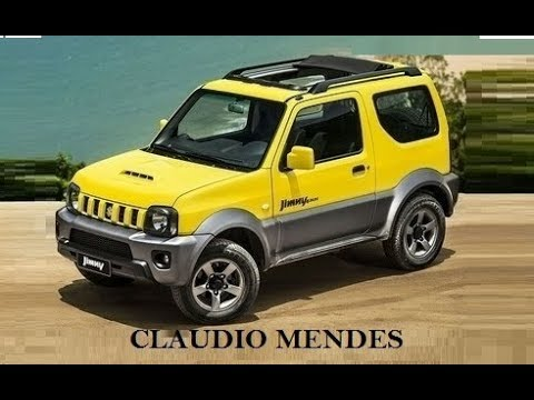 suzuki jimny 2018 com muitos detalhes youtube. Black Bedroom Furniture Sets. Home Design Ideas