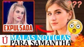 Samantha podría abandonar OT 2020 por lesión: el duro precedente en Operación Triunfo