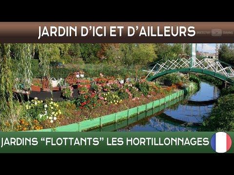 Jardins d'ici et d'ailleurs - Jardins flottants Les hortillonnages - Amiens - France 🌲