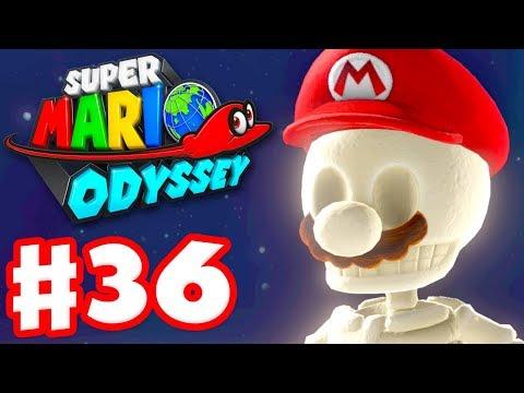 Super Mario Odyssey - Gameplay Walkthrough Part 36 - Darker Side 100%! 100% Done! (Nintendo Switch)