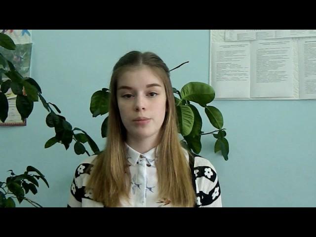 Изображение предпросмотра прочтения – АнгелинаИсупова читает произведение «Вальсок» И.А.Бродского