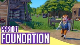 Foundation   SEASON TWO?! (#1)