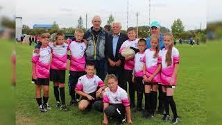 Юные зеленогорские регбисты стали участниками большого спортивного события в столице региона.