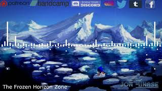 Sonic The Hedgehog 3 & knuckles Ice Cap Zone Remix | The Frozen Horizon Zone