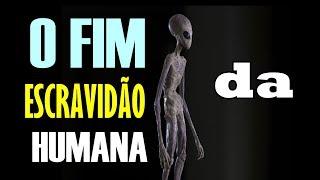 O FIM DA ESCRAVIDÃO HUMANA COM A AJUDA DOS EXTRATERRESTRES by Ronaldo Monteiro