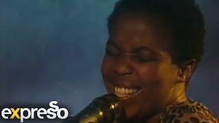 "Freshlyground  Perform "" Izihlanga"" Live on expresso"