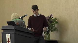Michael Drash @ The Symposium on Genital Autotomy & Children's Rights, SF, CA - May 4-6, 2018